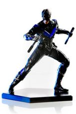 Batman Arkham Knight Soška 1/10 Nightwing 16 cm