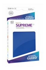 Ultimate Guard Supreme UX Sleeves Japanese Velikost Matte Blue (60)