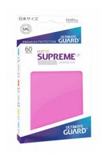 Ultimate Guard Supreme UX Sleeves Japanese Velikost Matte Pink (60)