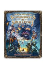 Dungeons & Dragons Board Game Expansion Lords of Waterdeep: Scoundrels of Skullport Anglická