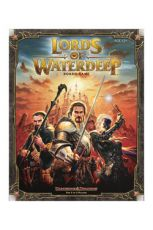 Dungeons & Dragons Board Game Lords of Waterdeep Anglická