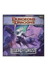 Dungeons & Dragons Board Game The Legend of Drizzt Anglická