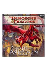 Dungeons & Dragons Board Game Wrath of Ashardalon Anglická