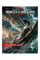Dungeons & Dragons RPG Adventure Elemental Evil - Princes of the Apocalypse Anglická
