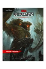 Dungeons & Dragons RPG Adventure Rage of Demons - Out of the Abyss Anglická