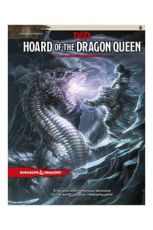 Dungeons & Dragons RPG Adventure Tyranny of Dragons - Hoard of the Dragon Queen Anglická