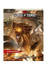 Dungeons & Dragons RPG Adventure Tyranny of Dragons - The Rise of Tiamat Anglická