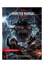 Dungeons & Dragons RPG Monster Manual Anglická