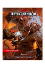 Dungeons & Dragons RPG Player's Handbook Anglická