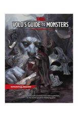 Dungeons & Dragons RPG Volo's Guide to Monsters Anglická