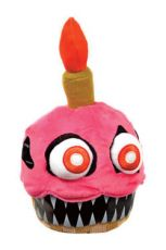 Five Nights at Freddy's Plyšák Figure Nightmare Cupcake 15 cm
