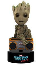 Guardians of the Galaxy Vol. 2 Body Knocker Bobble Figurka Groot 15 cm
