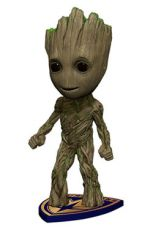 Guardians of the Galaxy Vol. 2 Head Knocker Bobble-Head Groot 18 cm