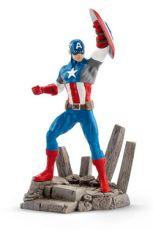 Marvel Comics Figure Captain America 10 cm