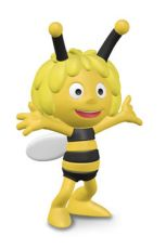 Maya the Bee Figurka Maya (standing) 7 cm