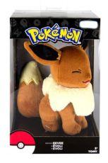 Pokemon Plyšák Figurka Eevee 20 cm