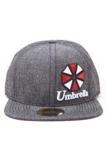 Resident Evil Snap Back Kšiltovka Umbrella Logo