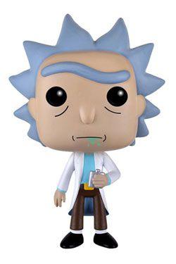 Rick and Morty POP! Animation vinylová Figure Rick 9 cm Funko
