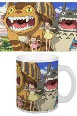 Studio Ghibli Hrnek Nekobus & Totoro