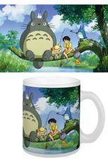Studio Ghibli Hrnek Totoro Fishing