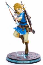 The Legend of Zelda Breath of the Wild PVC Soška Link 25 cm