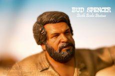 Bud Spencer sběratelská socha 1/6 1970 44 cm Supacraft