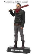 The Walking Dead TV Verze Akční Figure Negan Exclusive Bloody Edition 18 cm