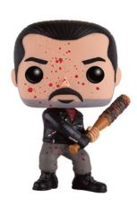 Walking Dead POP! Television Vinyl Figure Bloody Negan 9 cm