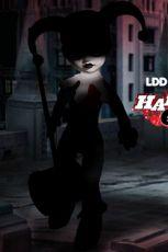 DC Comics LDD Presents Doll Classic Harley Quinn 25 cm