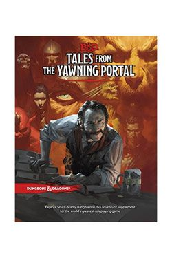 Dungeons & Dragons RPG Adventure Tales from the Yawning Portal Anglická Wizards of the Coast