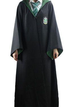 Harry Potter Wizard Robe Cloak Zmijozel Velikost L Cinereplicas