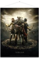 The Elder Scrolls Online Plátno Legends 100 x 77 cm
