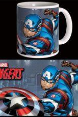 Avengers Hrnek Captain America