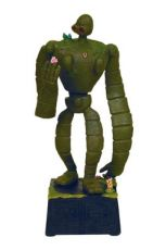 Castle in the Sky Music Box Robot Soldier 31 cm