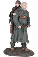 Game of Thrones PVC Soška Hodor & Bran 23 cm