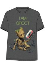 Guardians of the Galaxy Vol. 2 Tričko Groot Velikost XL