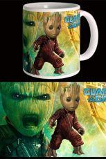 Guardians of the Galaxy 2 Hrnek Ravager Groot