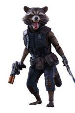 Guardians of the Galaxy Vol. 2 Movie Masterpiece Akční Figure 1/6 Rocket Raccoon 16 cm