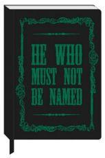 Harry Potter A5 Poznámkový Blok Voldemort