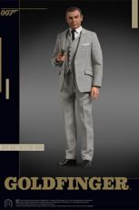 James Bond Goldfinger Collector Figure Series Akční Figure 1/6 James Bond (Grey Suit) 30 cm