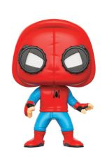 Spider-Man Homecoming POP! Marvel Vinyl Figure Spider-Man (Homemade Suit) 9 cm