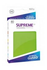 Ultimate Guard Supreme UX Sleeves Standard Velikost Light Green (80)
