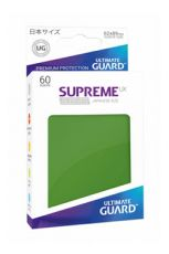Ultimate Guard Supreme UX Sleeves Japanese Velikost Green (60)