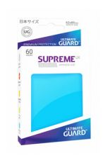 Ultimate Guard Supreme UX Sleeves Japanese Velikost Light Blue (60)