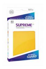 Ultimate Guard Supreme UX Sleeves Standard Velikost Yellow (80)
