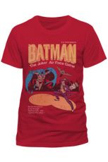 Batman Tričko Joker Game Velikost S