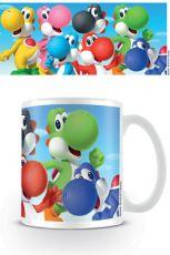 Super Mario Hrnek Yoshi's