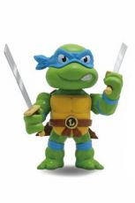 Teenage Mutant Ninja Turtles Metals Kov. Mini Figure Leonardo 10 cm