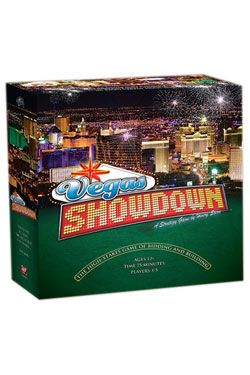 Avalon Hill Board Game Vegas Showdown english