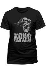 Kong Skull Island Tričko Roar Velikost L